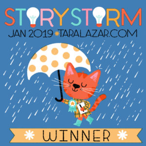 Storystorm 2019 Winner
