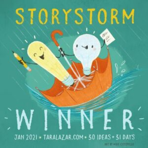 2021 Storystorm Winner